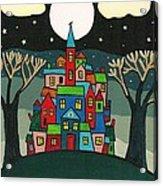 House Of The Crow Acrylic Print