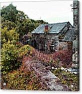 House On A River Acrylic Print