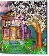 House On Milbert Street Acrylic Print