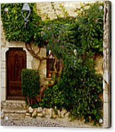 House Saint Paul De Vence France Dsc02353  Acrylic Print