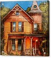 House - Victorian - The Wayward Inn Acrylic Print