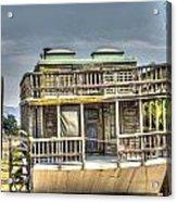 Houseboat 3 Acrylic Print