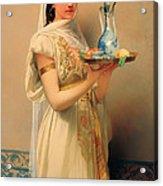 Housemaid  Acrylic Print