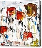 Houses 0268 Marucii Acrylic Print
