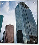 Houston Acrylic Print