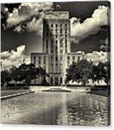 Houston City Hall Acrylic Print