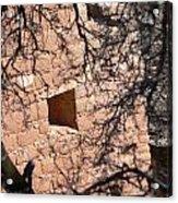 Hovenweep Window Acrylic Print