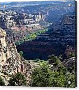 How Green Is The Valley 2 Acrylic Print