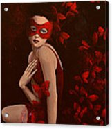 How Long Do Butterflies Live Acrylic Print by Dorina  Costras