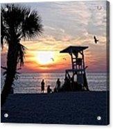Howard Park Florida Acrylic Print