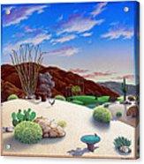 Howards Landscape Acrylic Print