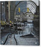 Howared Street Acrylic Print