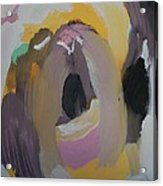 Howl Acrylic Print by Jay Manne-Crusoe