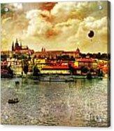 Hradczany - Prague Acrylic Print
