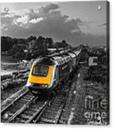 Hst At The Warren  Acrylic Print