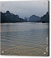Hu Long Bay   #0705 Acrylic Print