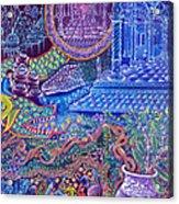 Huasi Yachana Acrylic Print