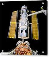 Hubble Space Telescope Redeployment  Acrylic Print