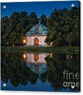Hubertusbrunnen Acrylic Print