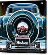 Hudson Acrylic Print