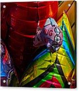 Hug Me - Featured 3 Acrylic Print