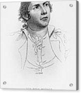 Hugh Mercer (1726-1777) Acrylic Print