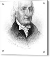 Hugh Williamson (1735-1819) Acrylic Print