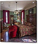 Huguette Clark's Bedroom -- Butte Montana Acrylic Print