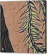 Hula Ohana Acrylic Print