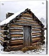 Humble Shelter Acrylic Print by Olivier Le Queinec