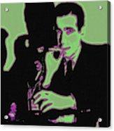 Humphrey Bogart And The Maltese Falcon 20130323 Acrylic Print