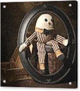 Humpty Dumpty Acrylic Print