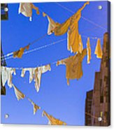 Hung Out To Dry 2 Acrylic Print