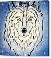 Hungry Like The Wolf Acrylic Print