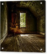Hunted House In The Daylight Acrylic Print