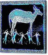 Hunters  Dream Acrylic Print