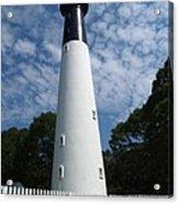 Hunting Island Light - South Carolina Acrylic Print