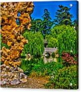 Huntington Gardens Ca Acrylic Print