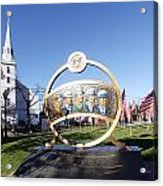 Huntington New York Acrylic Print