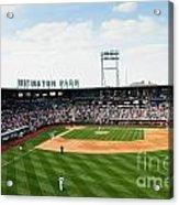 D24w-243 Huntington Park Photo Acrylic Print