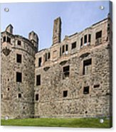Huntly Castle - 3 Acrylic Print