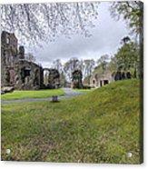 Huntly Castle - 4 Acrylic Print