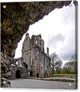 Huntly Castle - 6 Acrylic Print