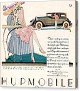 Hupmobile 1927 1920s Usa Cc Cars Acrylic Print