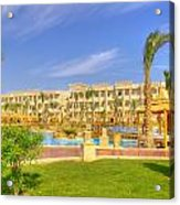 Hurghada Hotel 02 Acrylic Print