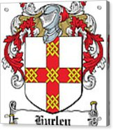 Hurley Coat Of Arms Munster Ireland Acrylic Print