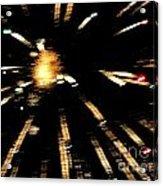 Huron Ohio Fireworks 10 Acrylic Print