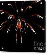 Huron Ohio Fireworks 11 Acrylic Print