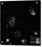 Huron Ohio Fireworks 6 Acrylic Print