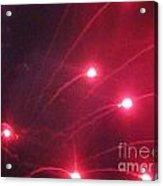 Huron Ohio Fireworks 7 Acrylic Print